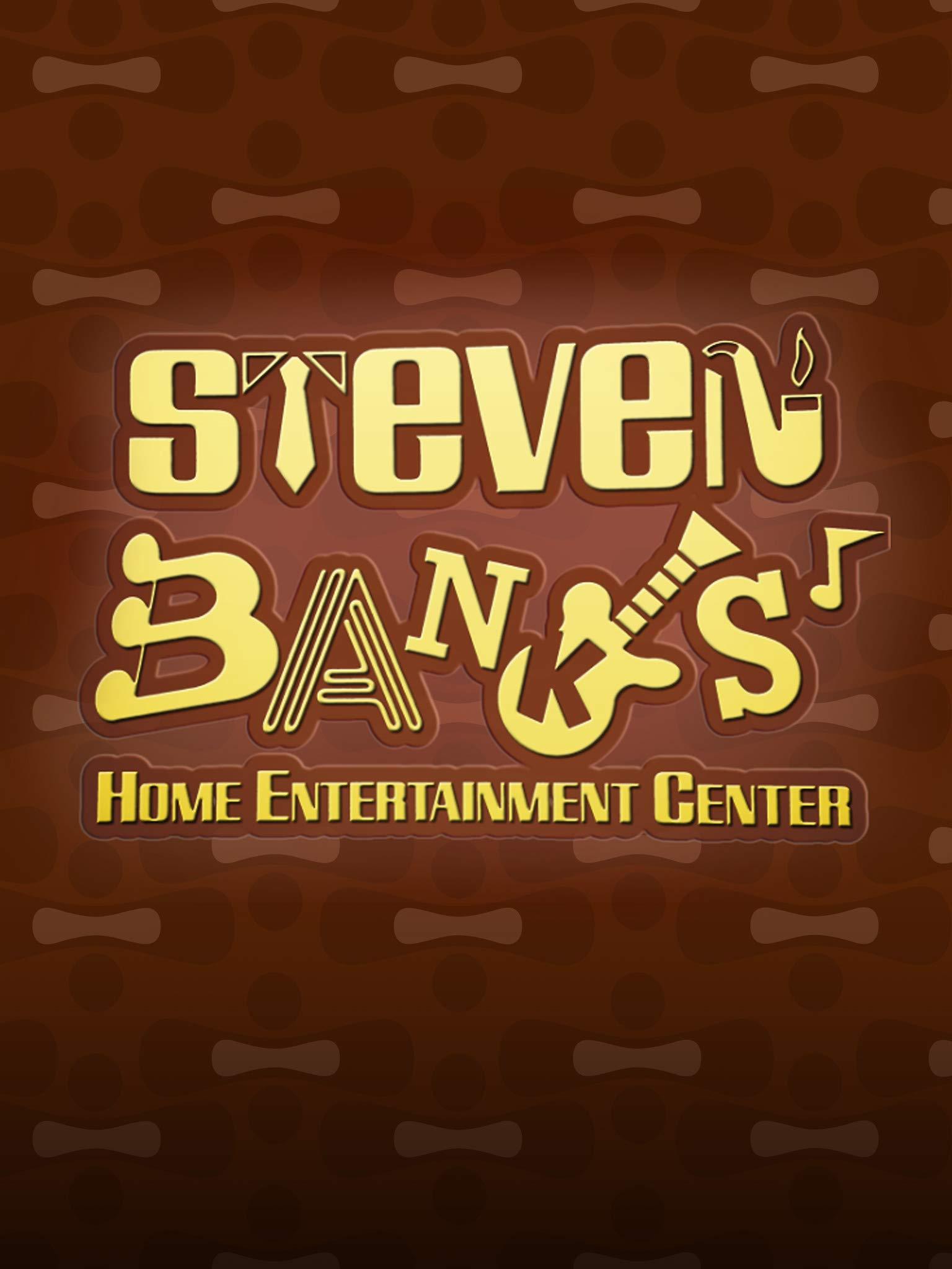 Steven Banks: Home Entertainment Center on Amazon Prime Video UK