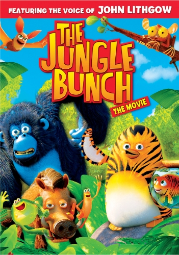 Cover art for  The Jungle Bunch: The Movie