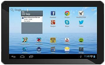 "Denver TAD-70112 Tablette Tactile 7 "" Android Noir"
