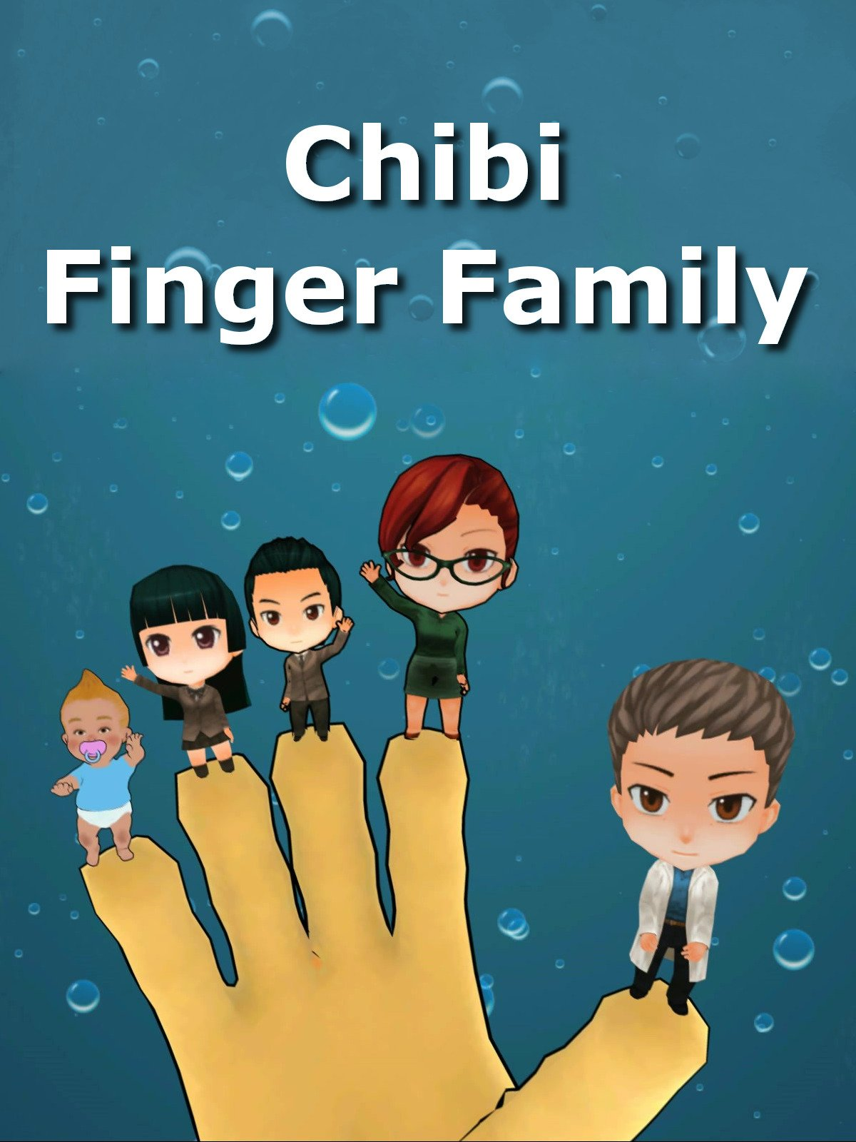 Chibi Finger Family Song