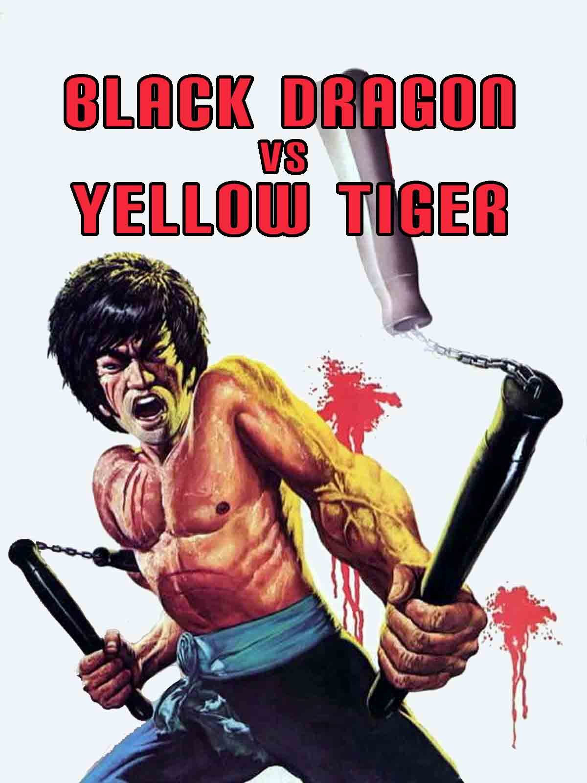 Black Dragon vs Yellow Tiger