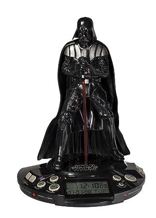 Jazwares - 15200 - Ameublement et Décoration - Star Wars - Radio Réveil - Dark Vador