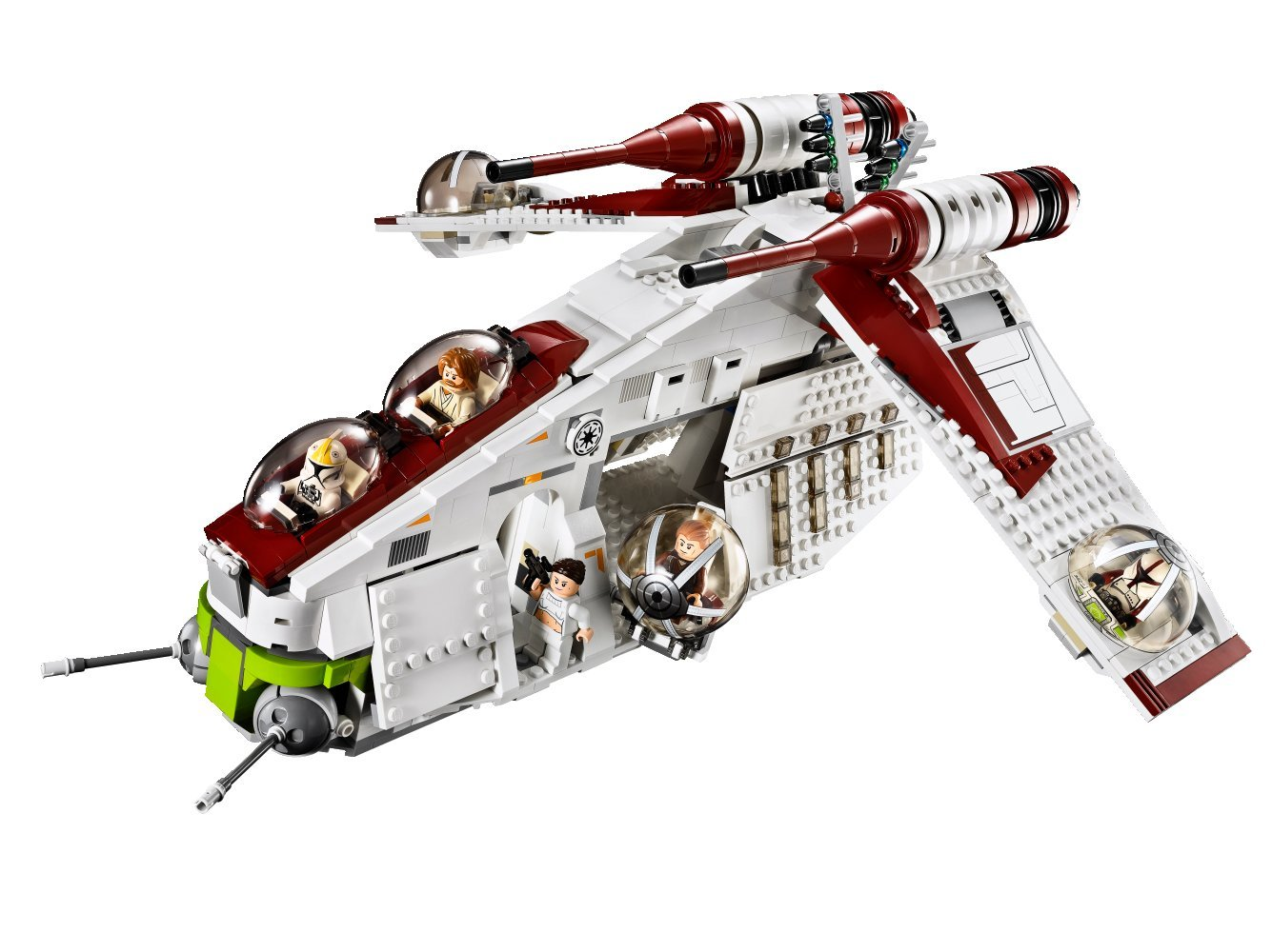 Günstig Lego Star Wars 75021 - Republic Gunship