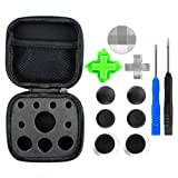 eXtremeRate 3 in 1 Metal Magnetic D-pads Thumbsticks Joysticks Swap T8H Cross Screwdrivers Repair Replacement Parts Kits for Xbox One Xbox One Elite Xbox One S Controller