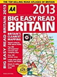 AA Big Easy Read Britain 2013 (Road Atlas)