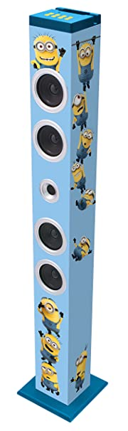 Lexibook - BT900DES - Tour de son Bluetooth Minions