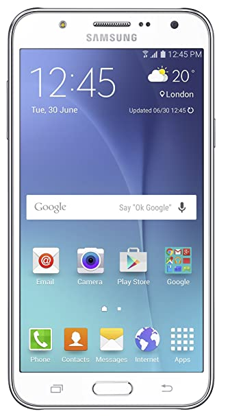 Samsung Galaxy J7 SM J700F available at Amazon for Rs.10990