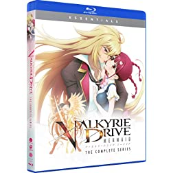 Valkyrie Drive: Mermaid - The Complete Series [Blu-ray]