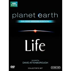 Life / Planet Earth: Special Edition DVD Set