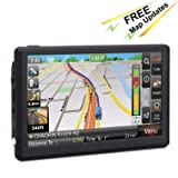 GPS Navigation for Car, 7 inch 8GB GPS Navigator Touchscreen Voice Turn-by-Turn Instruction, Portable Sat-Nav Free Lifetime Map Update … (Color: GPS Device)