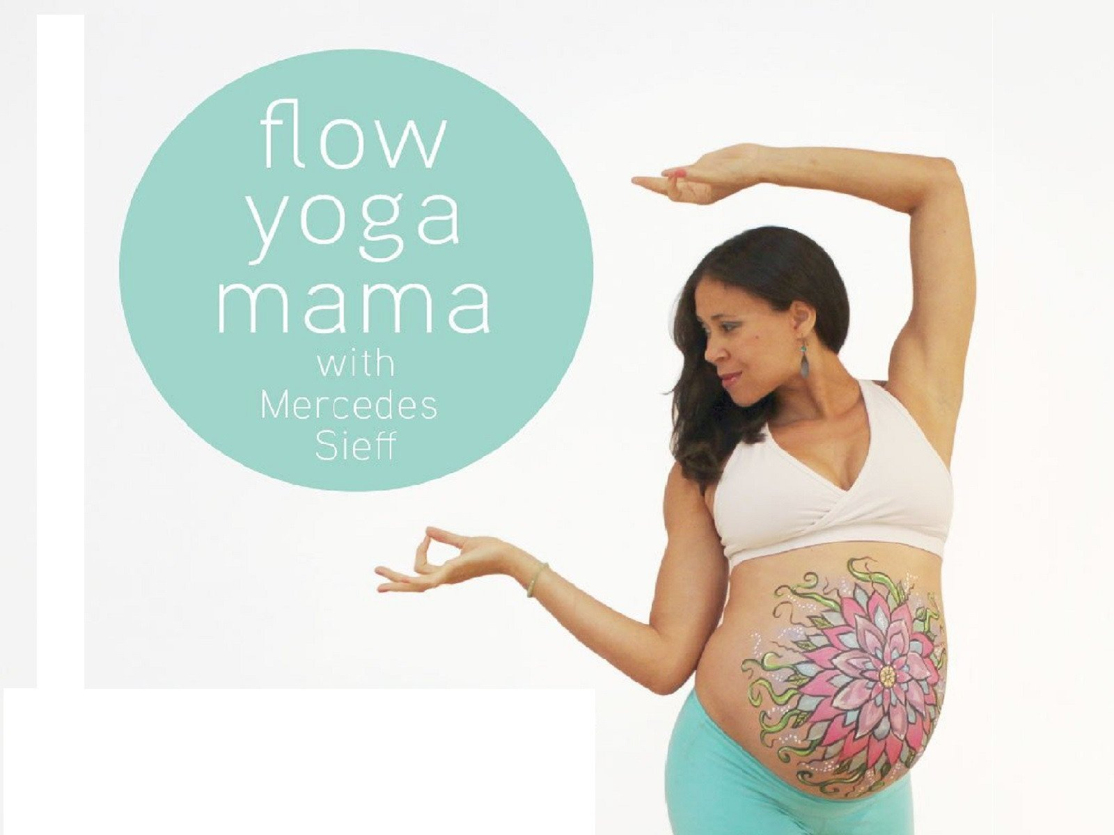 Flow Yoga Mama with Mercedes Sieff on Amazon Prime Instant Video UK