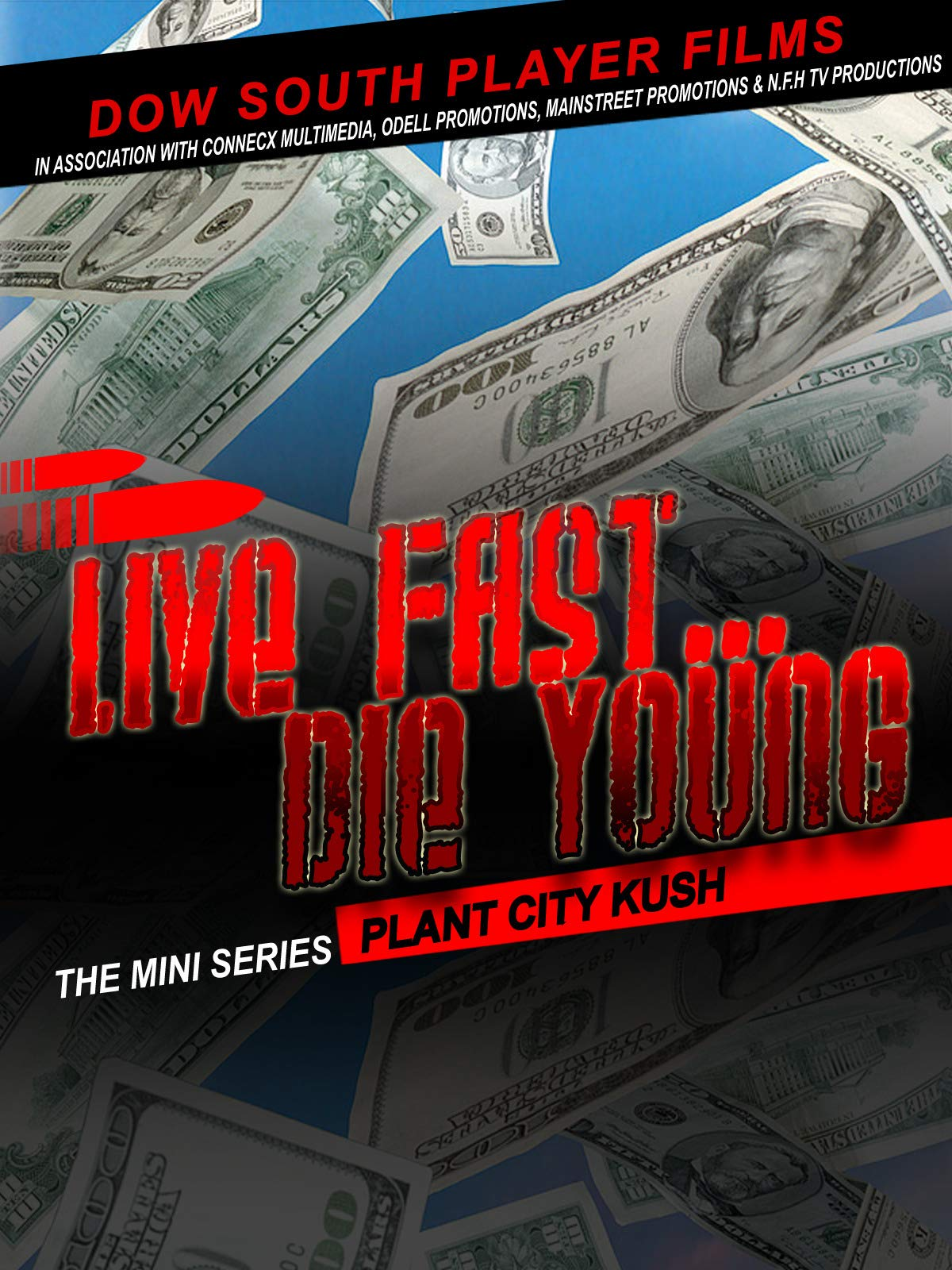 Live Fast Die Young Plant City Kush