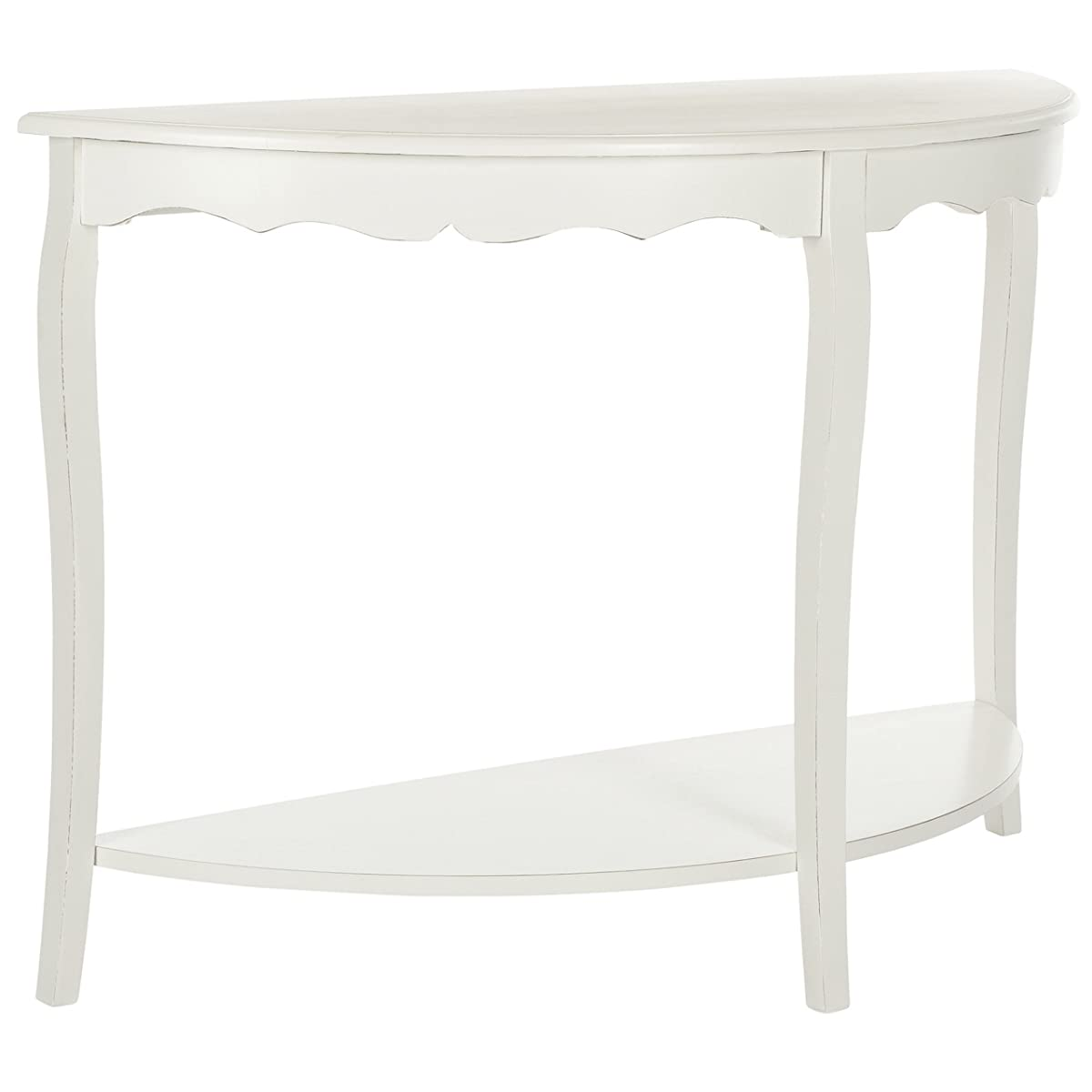 Safavieh American Home Collection Christina Shady White Console Table