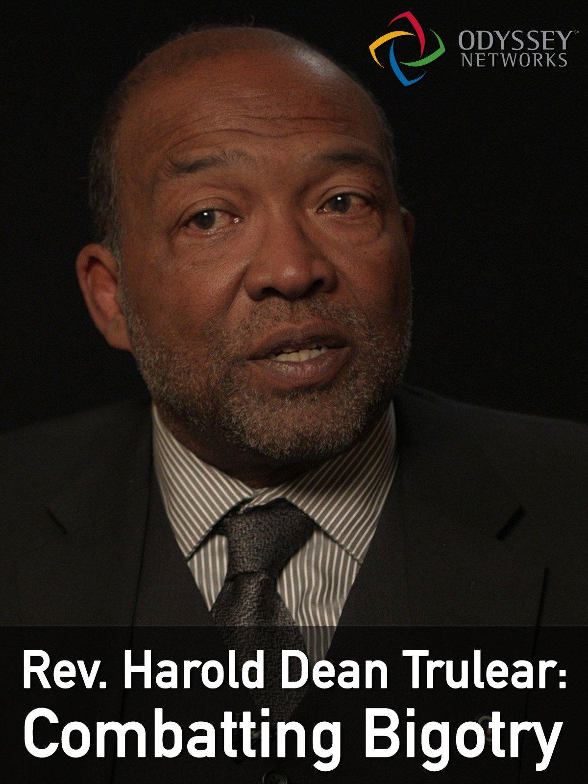 Clip: Rev. Harold Dean Trulear: Combatting Bigotry