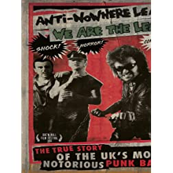 Anti-Nowhere League - We Are The League