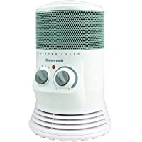 Honeywell 360 Surround Fan Forced Whole Room Heater (White)