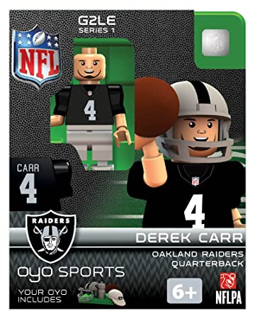 Amazon.com: NFL Oakland Raiders NFL Generation 2 Series 1 ...