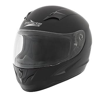 Germot gM 305 casque intégral-mat noir
