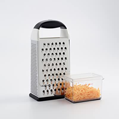 OXO Good Grips Box Grater Via Amazon
