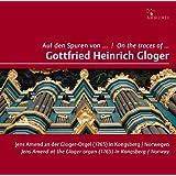Auf den Spuren von Gottfried Heinrich Gloger - Jens Amend an der Gloger-Orgel in Kongsberg