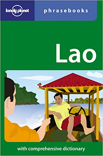 Lao: Lonely Planet Phrasebook