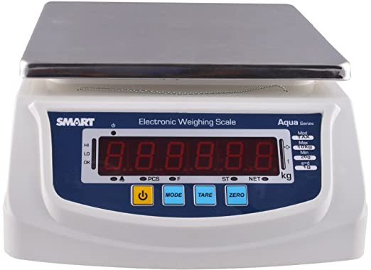 Accurate Electronics Aqua Precision Scale Weighing Machine   10 kg available at Amazon for Rs.6200