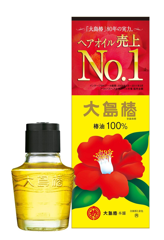 大島椿 OST 60mL