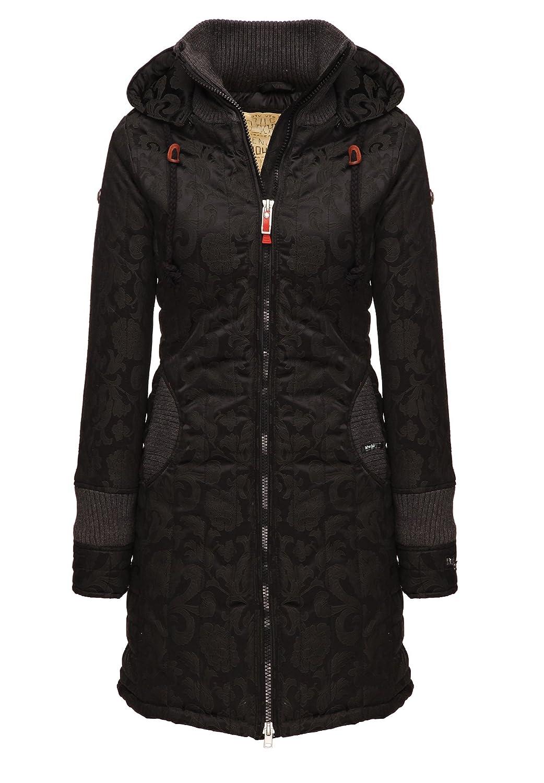 khujo Damen Mantel RETRO JERRY 1216CO153_JQ1 online kaufen