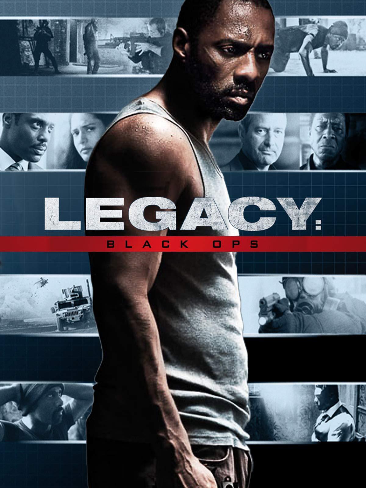 Legacy - Black Ops