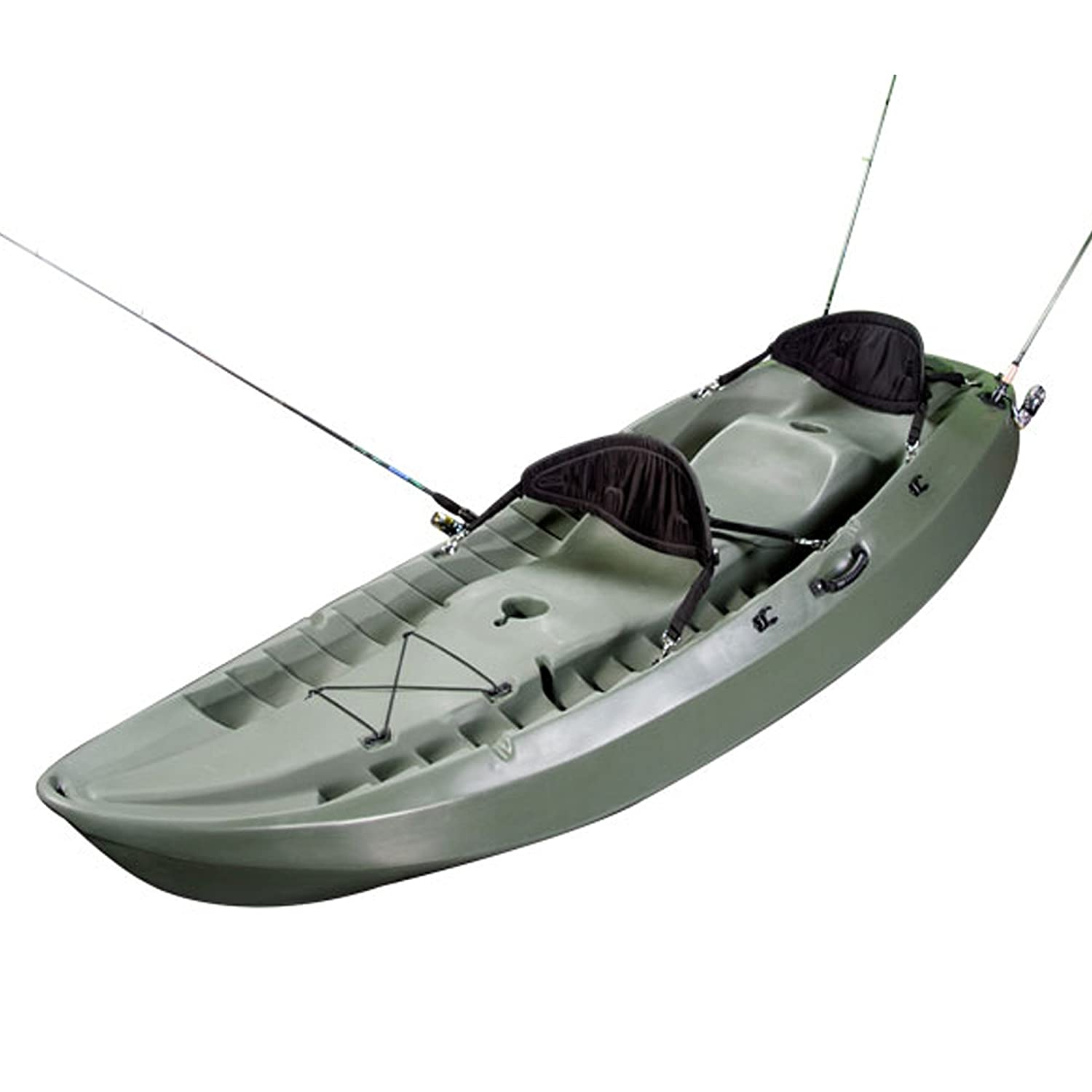 Best fishing kayak reviews 2015 2016 ultimate guides for Two man fishing boat