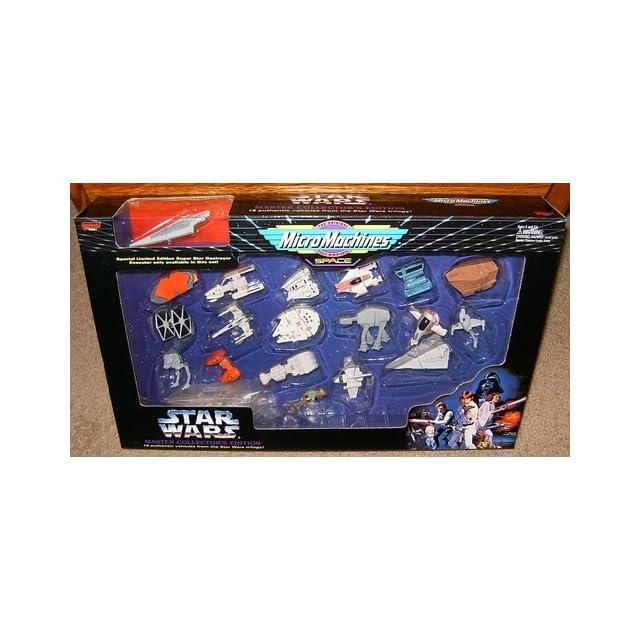 Star Wars Micro Machines Master Collectors Edition