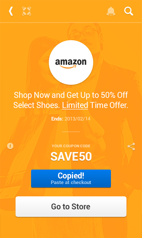 Amazon online shopping coupons