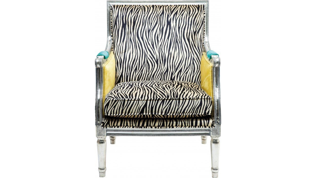Kare 78128 Sessel Regency Zebra