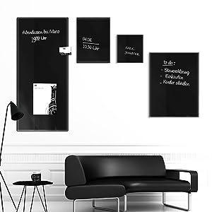 Master of Boards® Glas Magnettafel  3 Größen wählbar  87x117cm  BaumarktKundenbewertung und Beschreibung