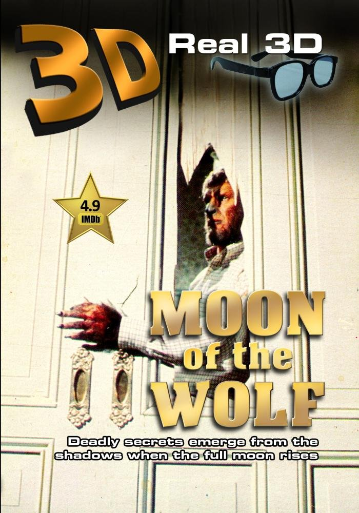 Moon of the Wolf 3D DVD Cover