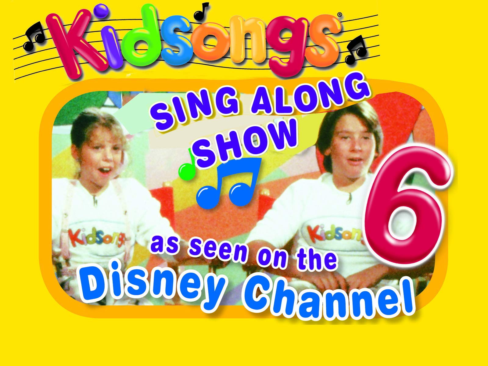 Kidsongs - Season 6