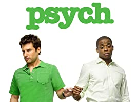 Psych Season 2 [HD]