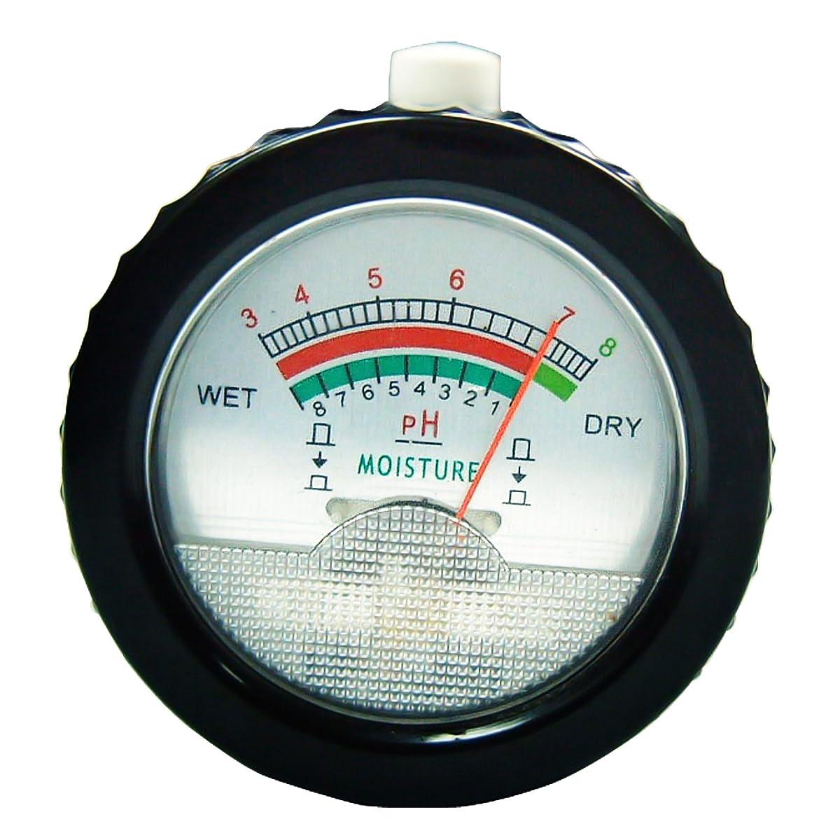 Soil Ph & Moisture Meter 295mm Long Electrode