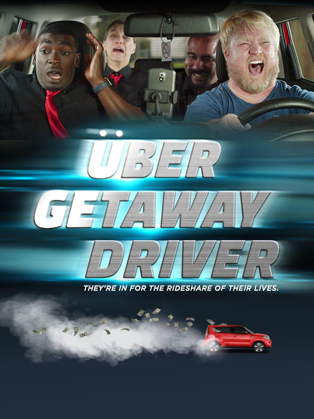 Uber Getaway Driver