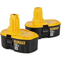 2-Pack Dewalt Power Tools DC9096-2 XRPx 18V 2.4 Ah Ni-Cd Battery