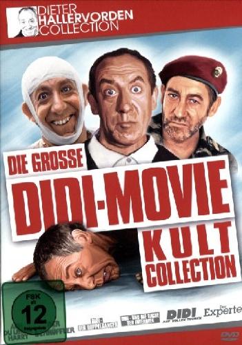 Dieter Hallervorden - Die große Didi-Movie Kult Collection [6 DVDs]