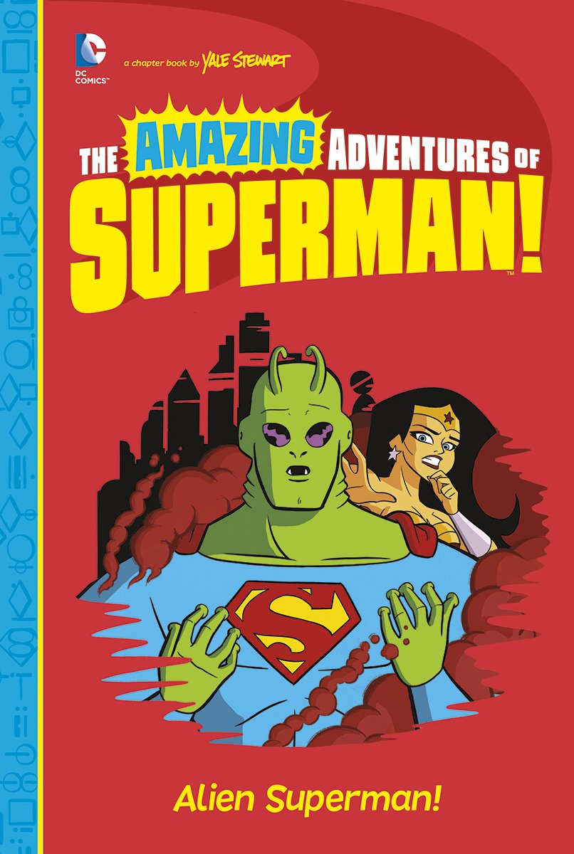 The Amazing Adventures Of Superman
