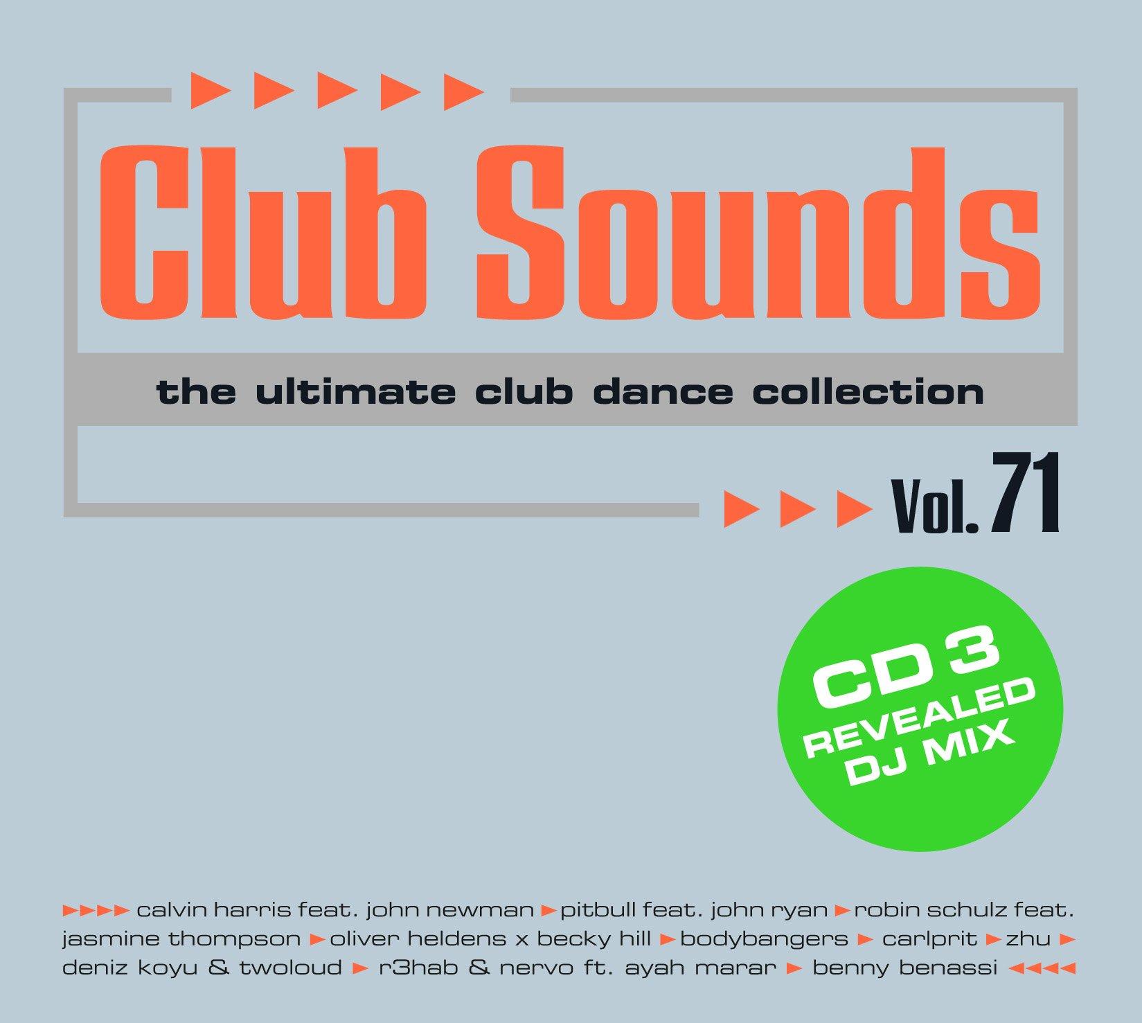 VA-Club Sounds Vol. 71-3CD-FLAC-2014-NBFLAC Download