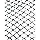 50' X 50' Net Netting for Bird Poultry Aviary Game Pens