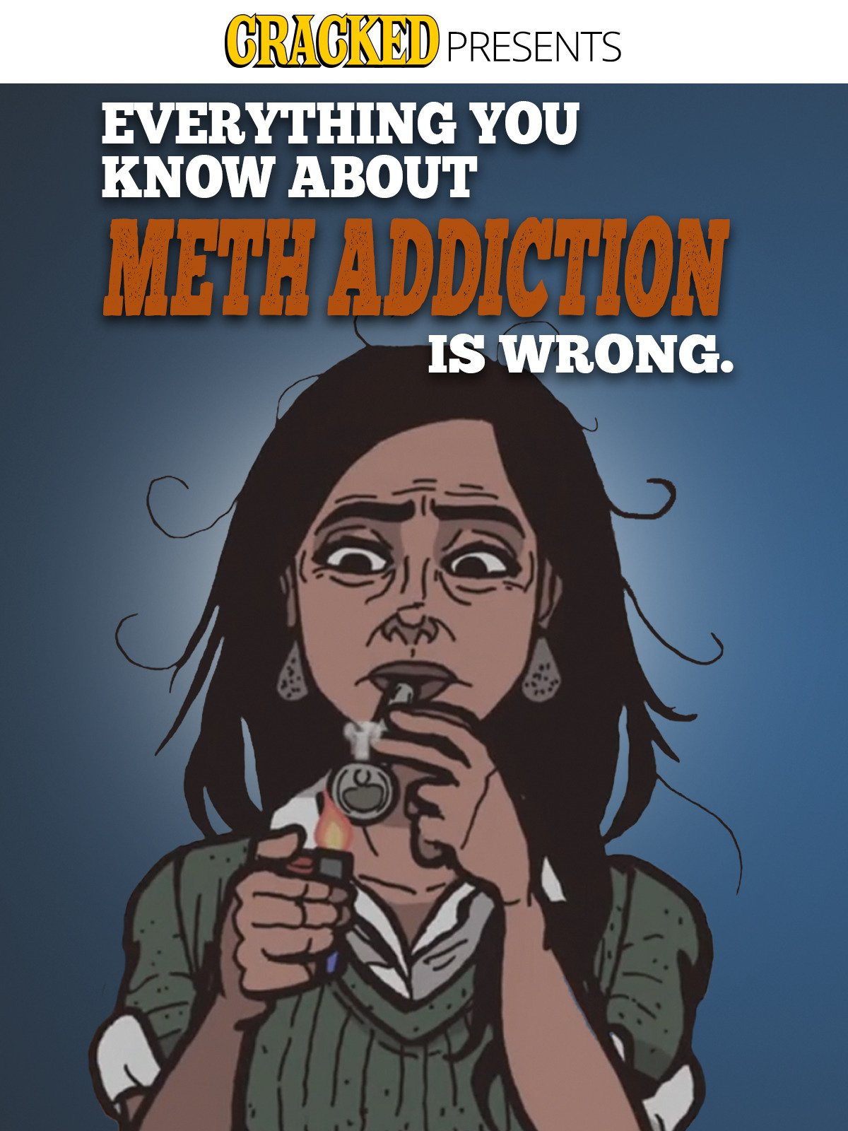 Everything You Know About Meth Addiction is Wrong on Amazon Prime Instant Video UK