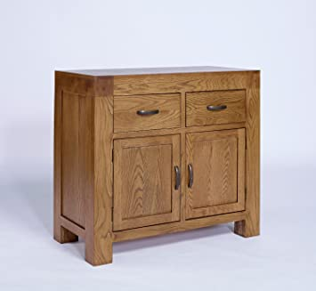 Santana Rustic Oak Small Sideboard