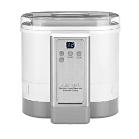 Cuisinart CYM-100 yogurt maker