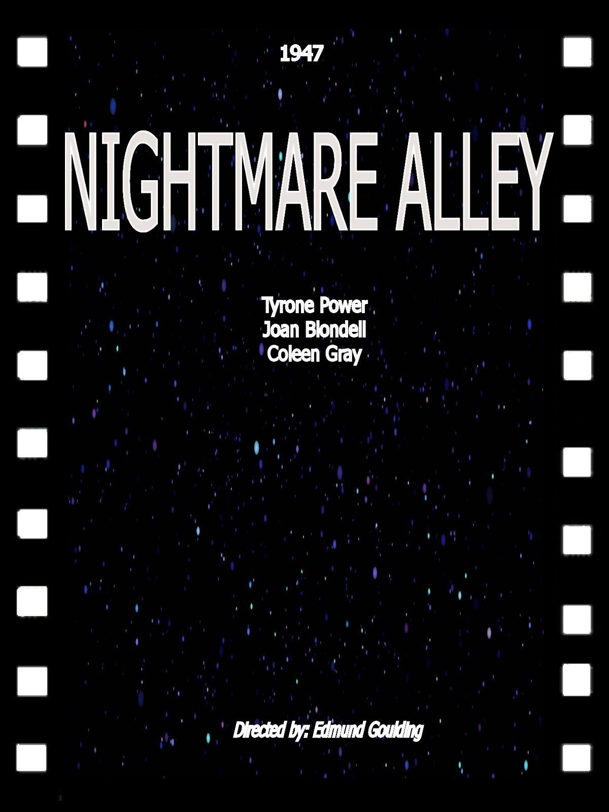 Nightmare Alley on Amazon Prime Instant Video UK
