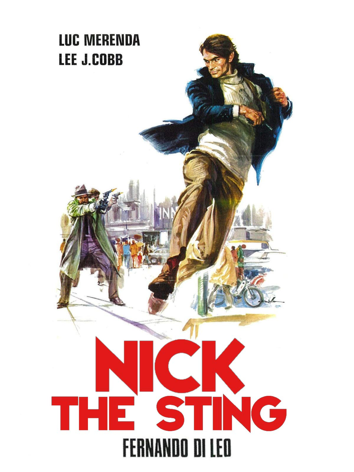 Nick The Sting on Amazon Prime Video UK