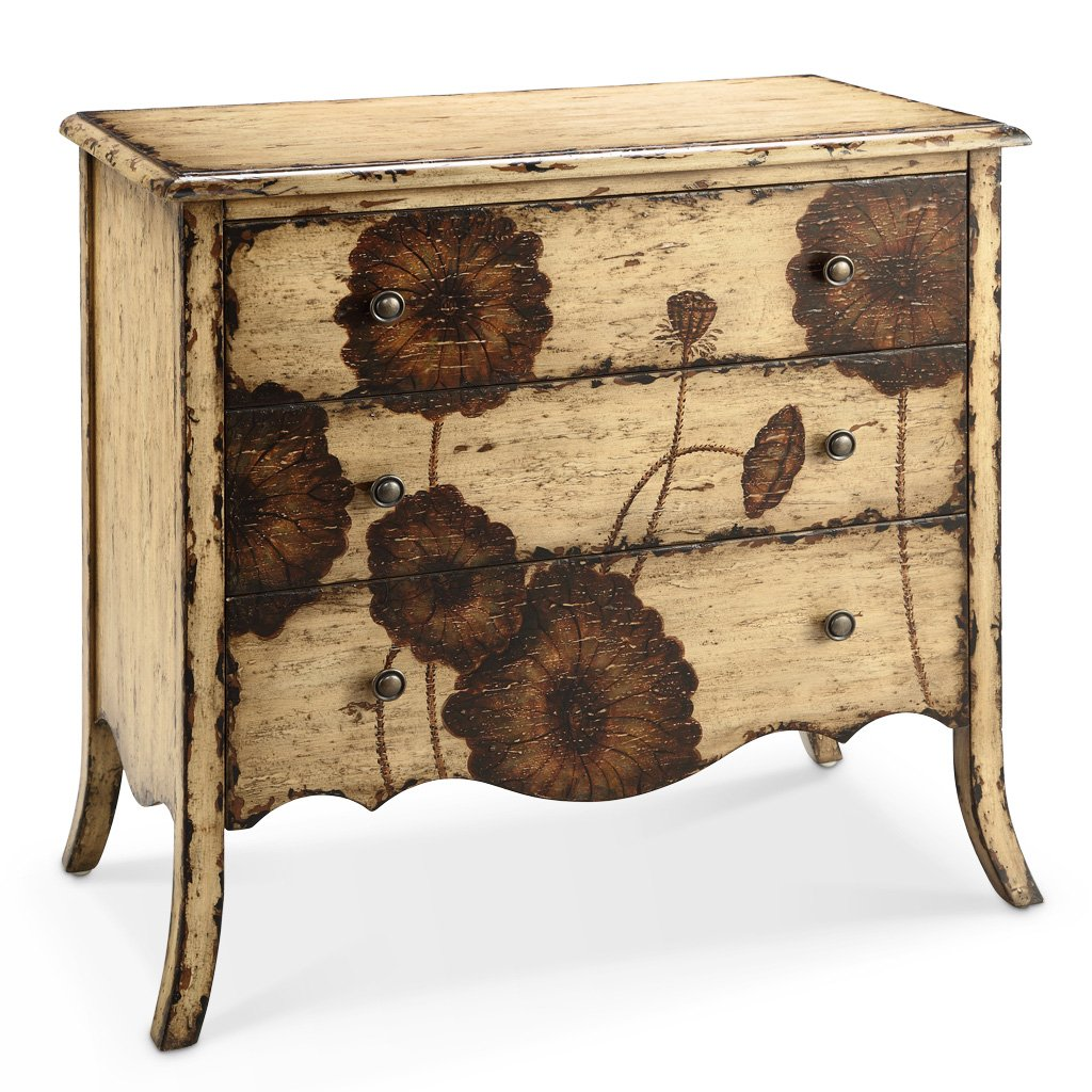 Madison Park Poppy Chest 1